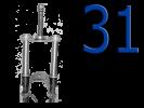31 Telegabel