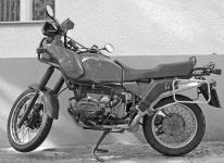 R80GS ab 1991 bis R100GS PD R80 Basic